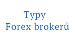 Typy forex brokerů