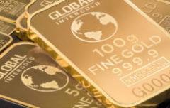 złoto 100g