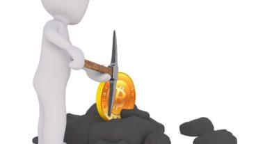 těžení kryptoměn